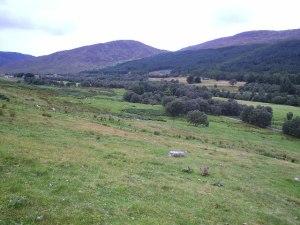 Strathcarron near Langwell   (c) Donald Bain