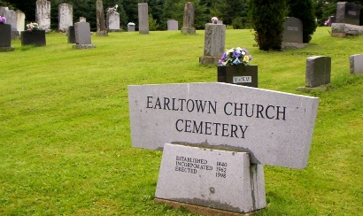 Earltown Church Cemetery
